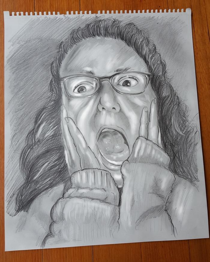 Alex scream