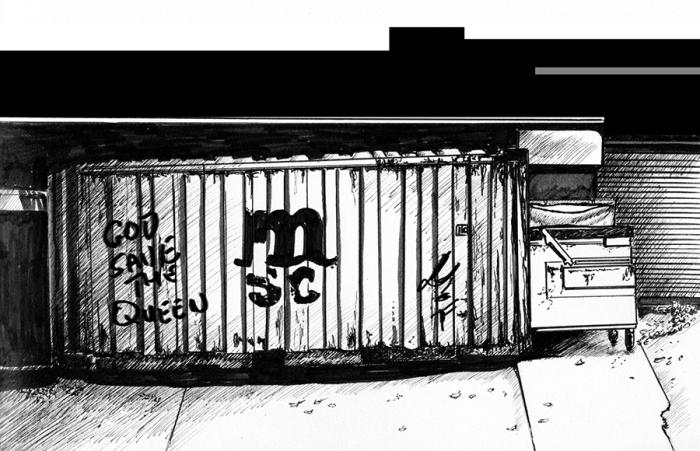 cargo container2