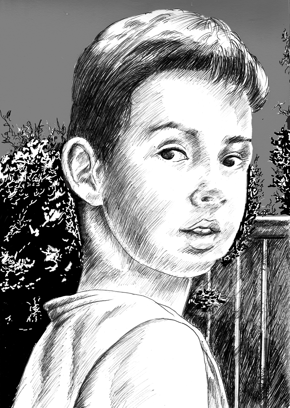 Jacob drawing